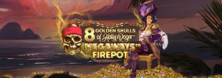 8 Golden Skulls Megaways