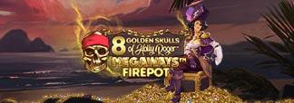 8 Golden Skulls Megaways